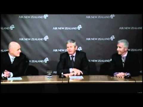 Air NZ Announces New Chief Executive Officer