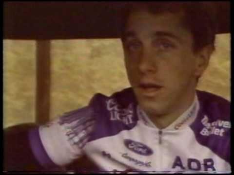 1989 Tour de Trump: Greg Lemond - NBC