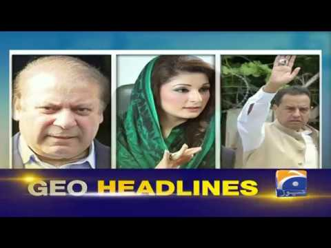 Geo Headlines – 03 PM – 17 July 2018