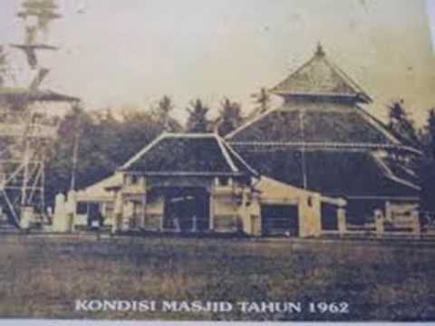 Adzan nada jawa Masjid Agung Demak