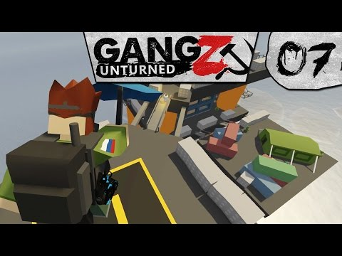 Unturned GangZ: Russia | The Best Oil Rig Run!! | Ep. 07