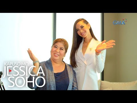 Kapuso Mo, Jessica Soho: Ang road to Miss Universe ni Catriona Gray