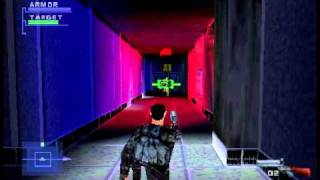 Syphon Filter 2. Mission 18. Agency Bio-Lab escape.