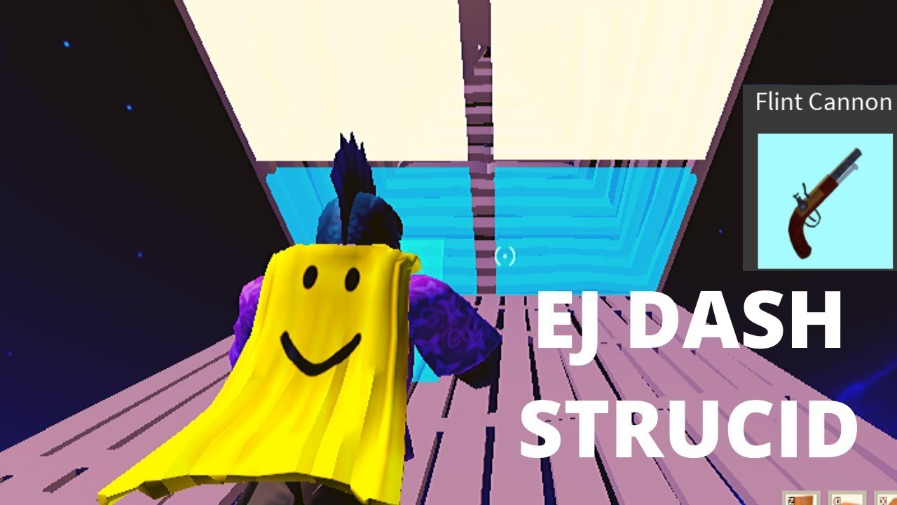 How to do CLOUD Dash in STRUCID (EJ dash in Strucid) - YouTube