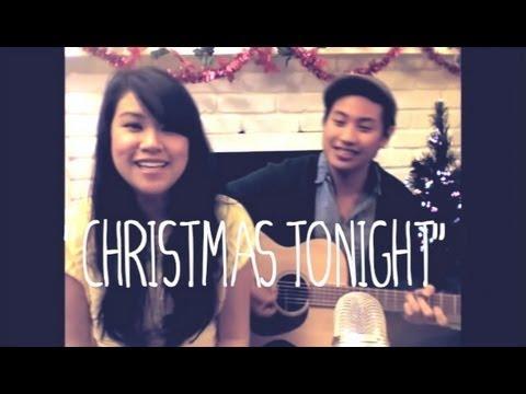"""Christmas Tonight"" (Dave Barnes) ft Nessarica"