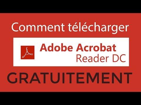 Comment Télécharger Adobe Reader Gratuitement