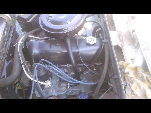 Троит,трясет двигатель ВАЗ (одна из причин)