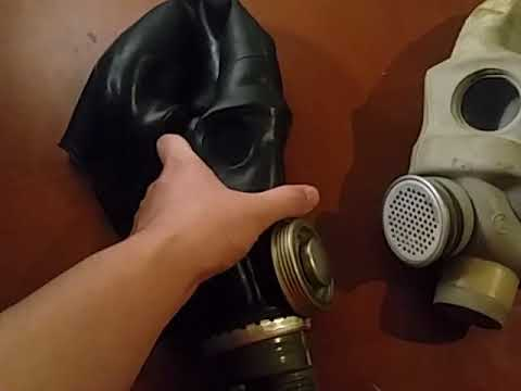 Gas Mask Guys: Black Or White Gas Masks, Which One Should I Buy?