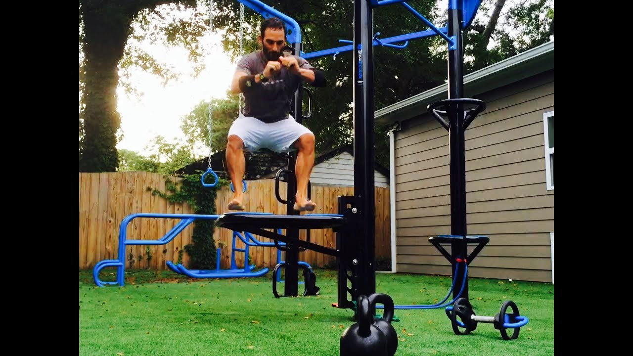 Circuit Workout With Minimal Equipment