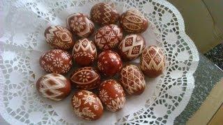 Eier selbst gestalten