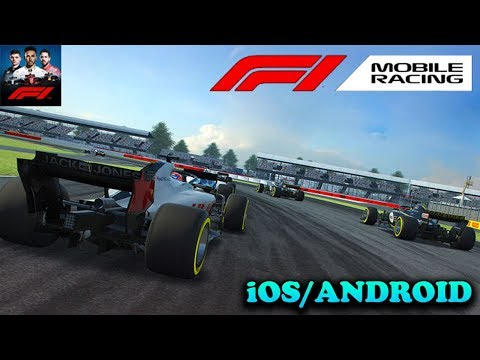F1 MOBILE RACING - IOS / ANDROID GAMEPLAY