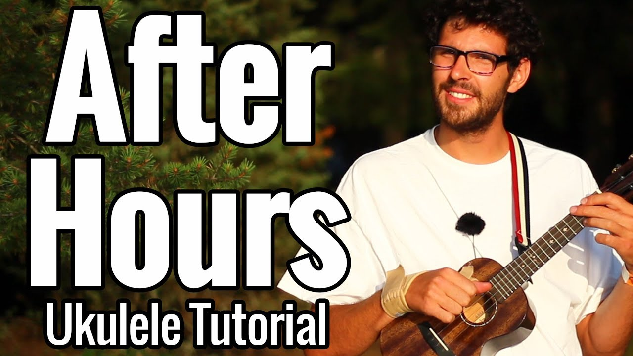 The Velvet Underground After Hours Ukulele Tutorial With Chords