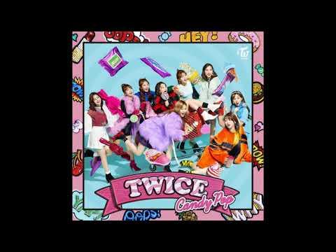[Single] TWICE - Candy Pop [Japanese] [MP3]