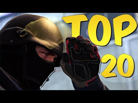 BEST PRO MOMENTS! Top 20 CS:GO Pro Plays #12