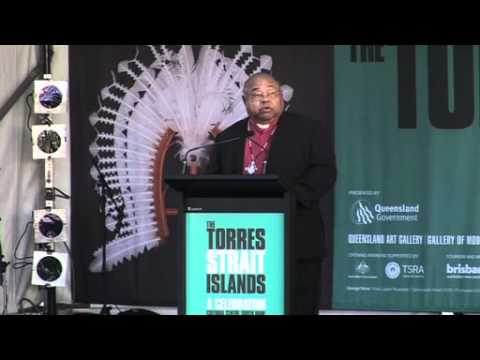 Official Opening 1of2 | The Torres Strait Islands: A Celebration