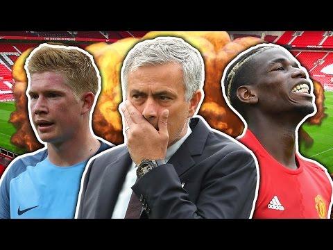 Is Jose Mourinho No Longer 'The Special One' ?! | W&L