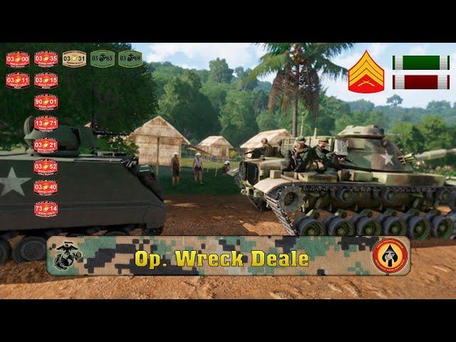 Arma 3 | Op. Wreck Dealer  [Vietnam / indochina] | 11thMEU