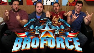 THE BROFORCE IS STRONG WITH THIS ONE!!!