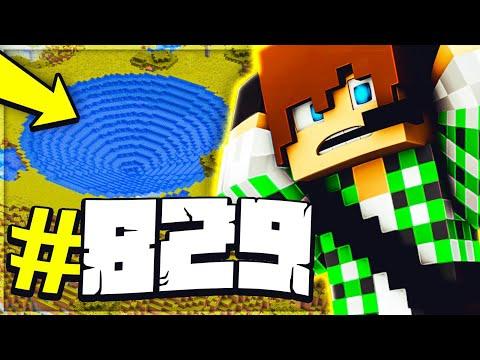 Minecraft ITA - #829 - VORTICE D'ACQUA GIGANTE thumbnail
