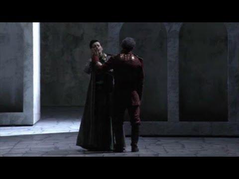 """""""El ángel de fuego"""" de Prokófiev en la Ópera de Roma"""