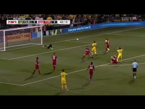 Match Highlights: Toronto FC at Columbus Crew SC - April 15, 2017