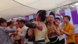 Nhảy đám cưới cực xung bản thèn chiềng đông yên châu