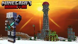 Tajemnicza Wieża! - HardCore - [24] (Minecraft 1.14 Na DataPackach)