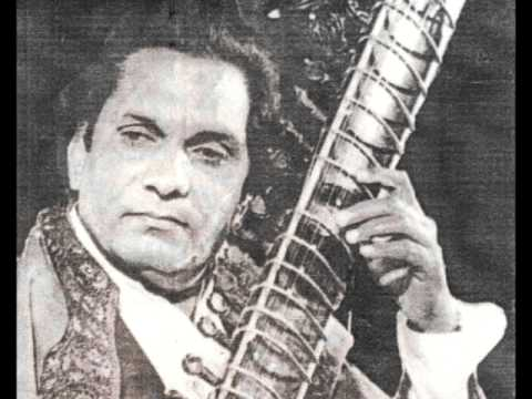 Raag Bhairavi (Thumri Style) -by Ustad Shareef Khan Poonchwaley