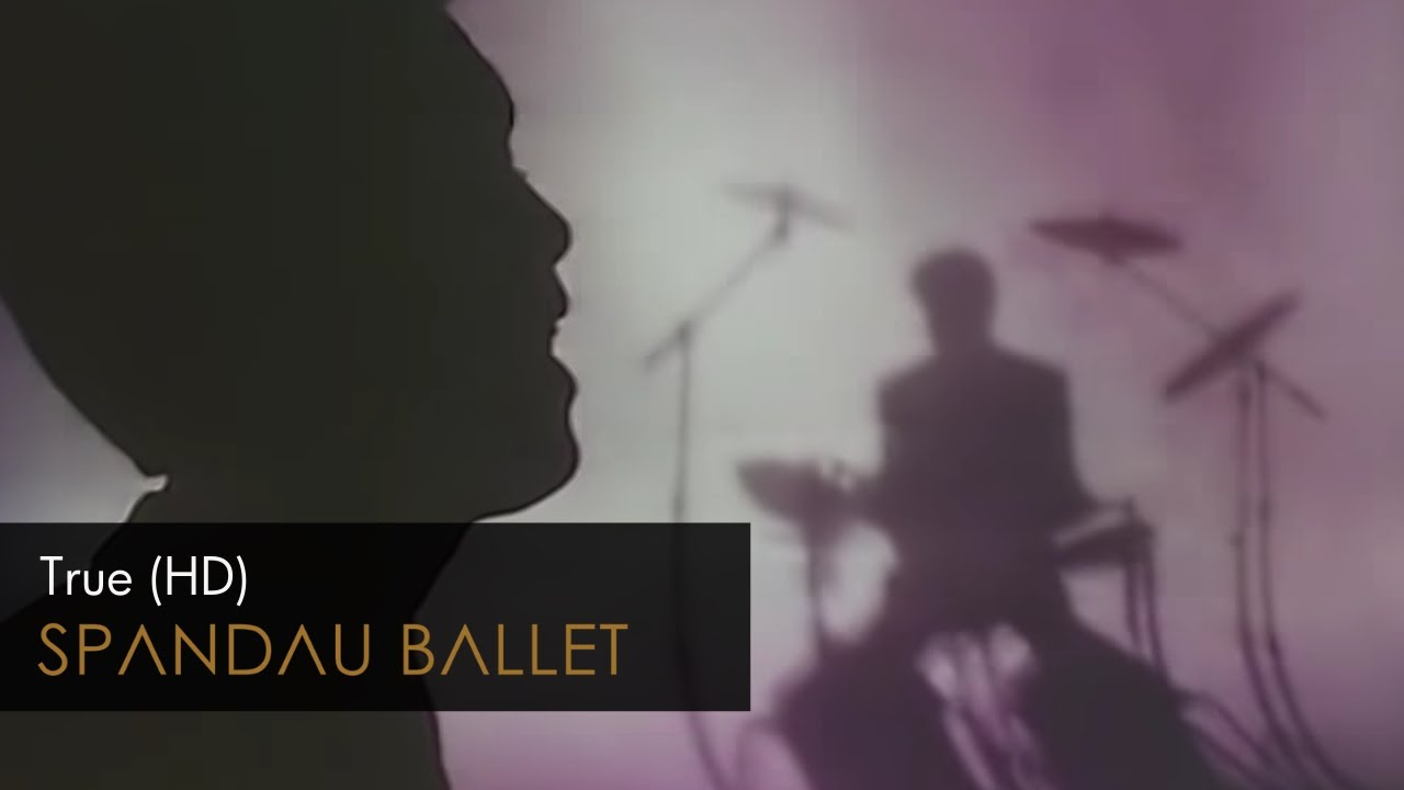 Spandau Ballet  True  YouTube