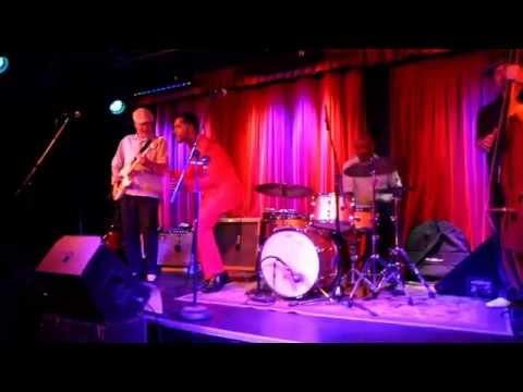 She's Dynamite - Aki Kumar Blues Band