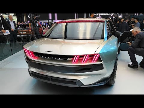 Paris Auto Show 2020.Amazing New Cars 2019 2020 The Guide Of The Paris Motor Show