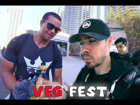 Toronto Veg Fest 2017: Through The Eyes of a Meat Eater