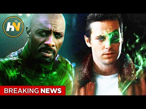 Green Lantern TV Show Officially Announced For HBO Max