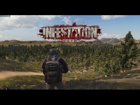 БЕСПЛАТНАЯ ЗОМБИ ИГРА infestation: The NewZ : Первый Обзор