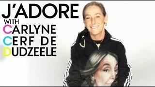 Carlyne Cerf de Dudzeele: J'Adore - Street Fashion