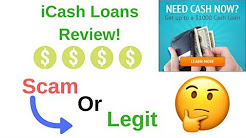 💰The BEST iCash Loans Review | Scam Or Legit?