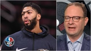Woj details what Pelicans can do to keep Anthony Davis | NBA Countdown
