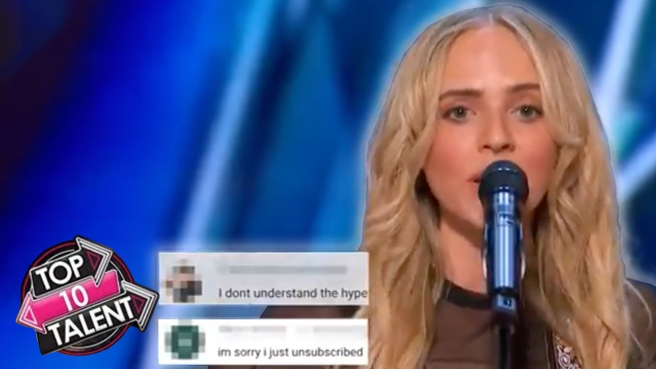 UNIQUE Original Song Proves People WRONG On America's Got Talent 2021!