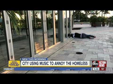 Florida city hopes 'Baby Shark' song will drive homeless from park Mp3