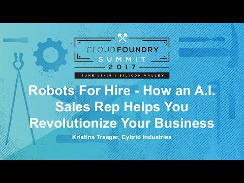 Robots For Hire - How an A.I. Sales Rep Helps You Revolutionize Your Business