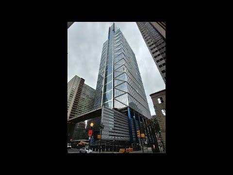 Comcast Technology Center . The tallest building in Philadelphia . New Philadelphia Skyscraper