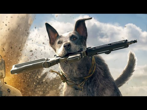 Far Cry 5 Review in Progress