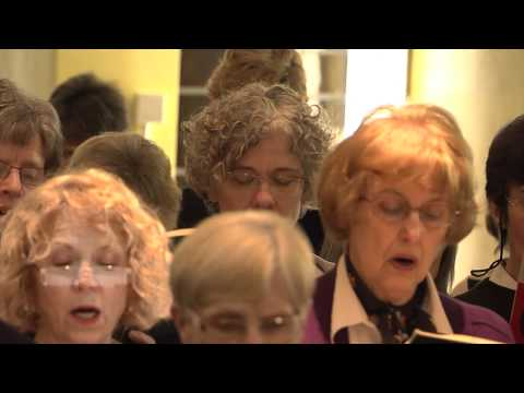 Altrincham Choral Society - In Rehearsal