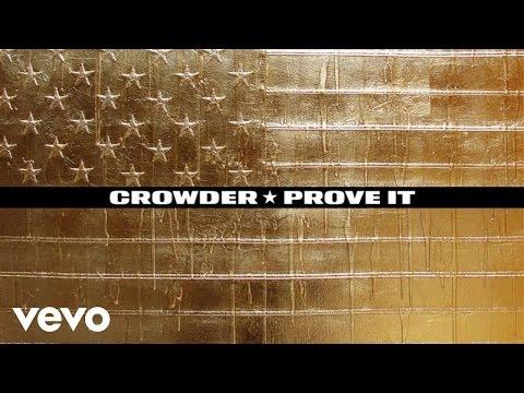 Crowder - Prove It (Audio) ft. KB