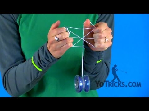 Learn how to do the British Flag Yoyo Trick