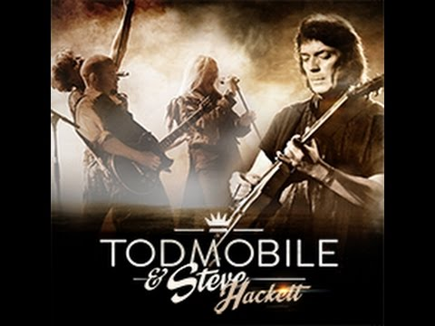 Steve Hackett - SUPPER´S READY - In collaboration with Todmobile and SinfoniaNord