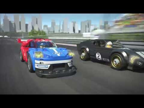 celebrating ford�s return lego speed champions youtube