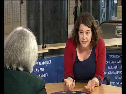Interview mit Judith Kirton-Darling am 10.6.2010 nach der Konferenz, Teil 1