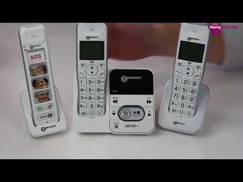 The Best Amplified Cordless Phones for the Elderly