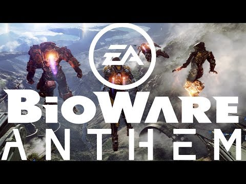 What To Expect From Bioware & EA's Anthem